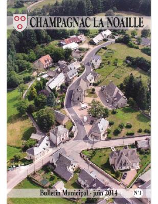 bulletin municipal n° 1