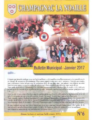 bulletin municipal n°6